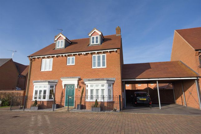 Thumbnail Detached house for sale in Charles Pym Road, Aylesbury