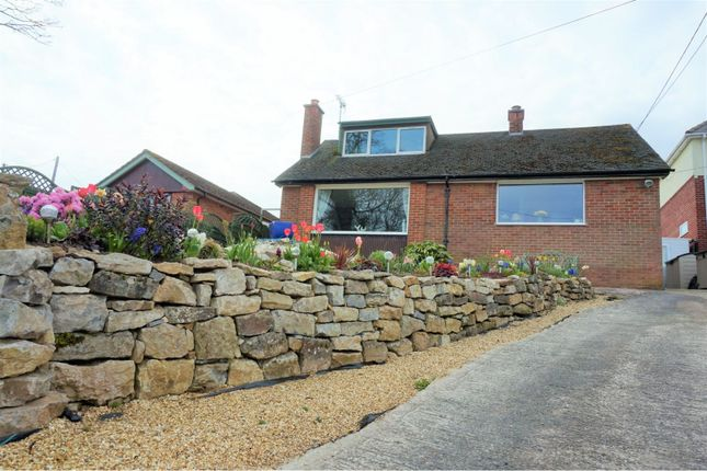 Thumbnail Detached bungalow for sale in Pentre Road, Halkyn