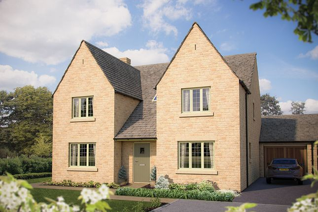 "Thumbnail Detached house for sale in ""The Churchill"" at Todenham Road, Moreton-In-Marsh"