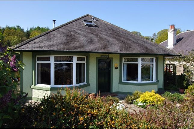Thumbnail Detached bungalow for sale in Maxwell Road, Langholm