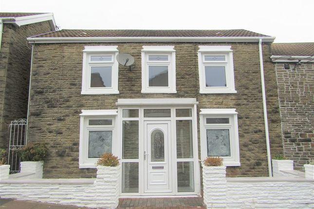 Thumbnail Terraced house for sale in Heolddu Road, Bargoed