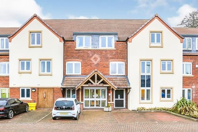 Thumbnail Flat for sale in Salmon Court, Wellesbourne, Warwick, Warwickshire