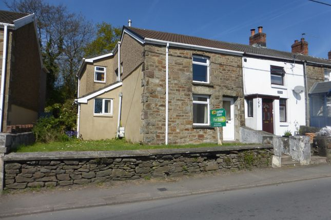 Thumbnail End terrace house for sale in Main Road, Llantwit Fardre, Pontypridd