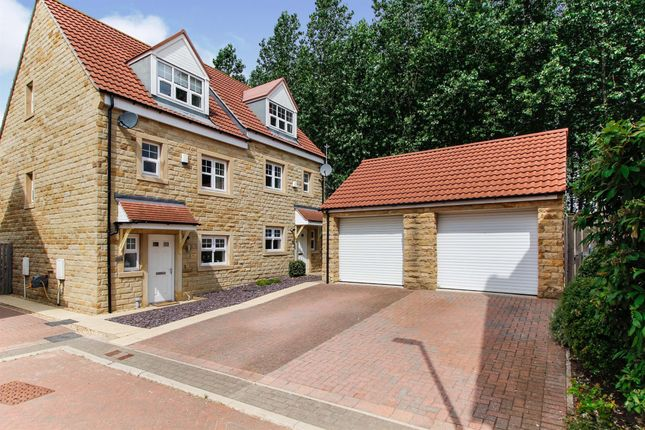 4 bed semi-detached house for sale in Poplar View, North Anston, Sheffield S25