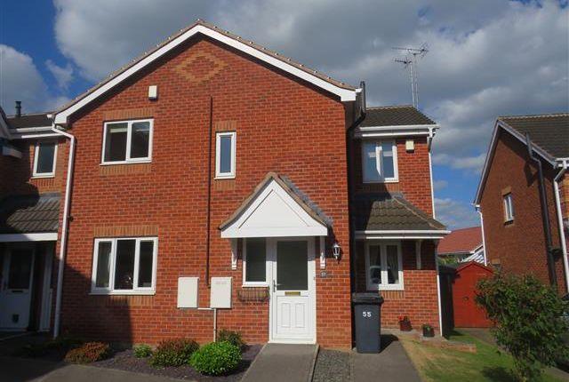 Thumbnail Flat to rent in Grange Farm Drive, Aston, Sheffield