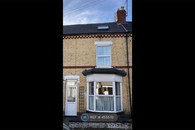 Thumbnail Terraced house to rent in Elma Avenue, Bridlington