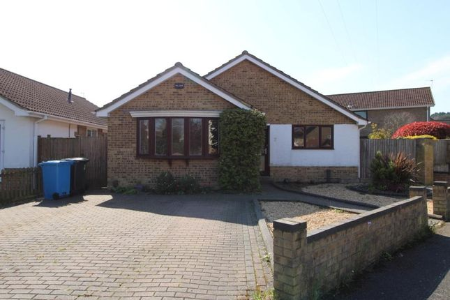 Thumbnail Detached bungalow to rent in Crusader Road, Bournemouth