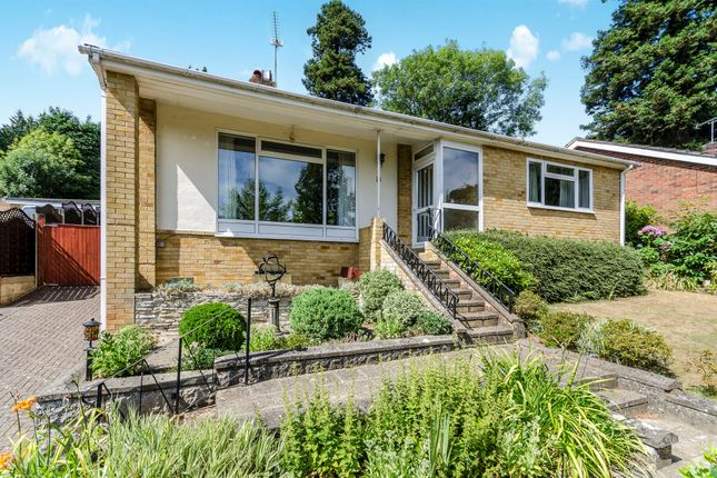 Thumbnail Detached bungalow for sale in Bassett Green Drive, Bassett, Southampton