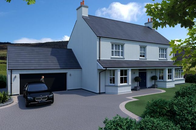 Thumbnail Detached house for sale in Plot 2, Shee Dy Vea, Ballanard Road, Douglas