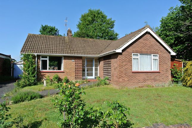 Thumbnail Bungalow for sale in Summerfield Close, Addlestone