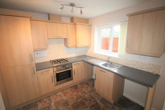 Thumbnail Detached house to rent in Walstow Crescent, Armthorpe, Doncaster