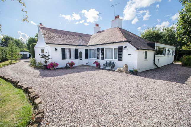 Thumbnail Detached bungalow for sale in Gorsefield Avenue, Bromborough, Wirral