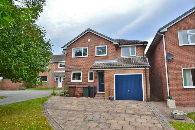 Thumbnail Detached house to rent in Oakdale Meadow, Whinmoor, Leeds