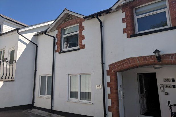 Thumbnail Flat to rent in The Drive, Plymouth