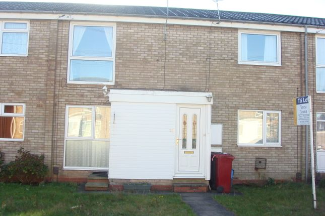 Thumbnail Flat to rent in Kensington Road, Scunthorpe