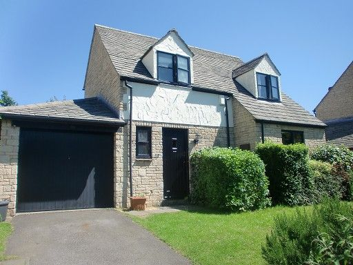 Thumbnail Detached house to rent in Idbury Close, Witney