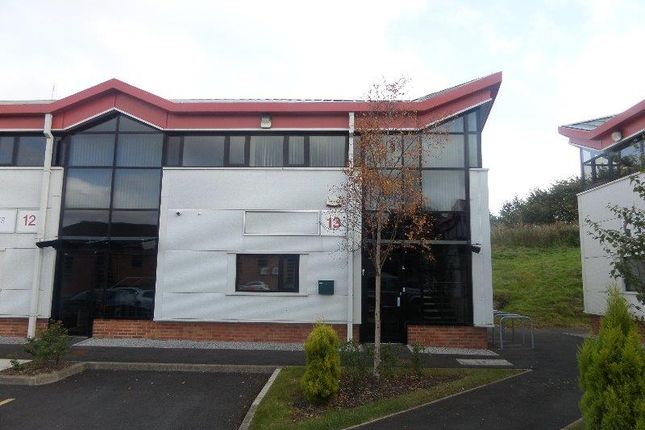 Thumbnail Office to let in 12A Cunningham Court, Lions Drive, Blackburn
