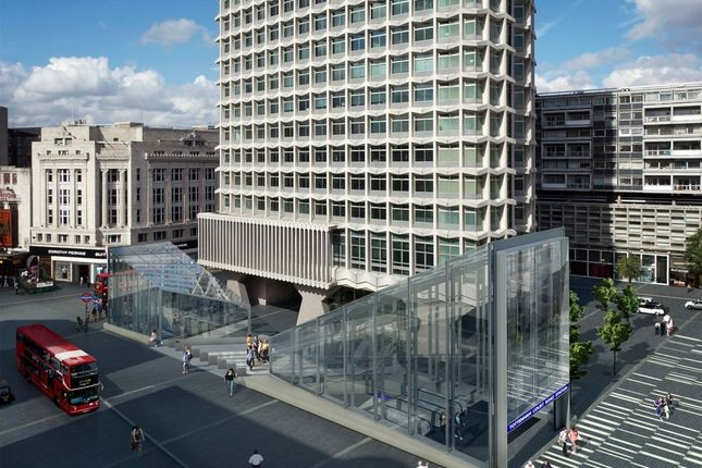 Thumbnail Flat to rent in 101 New Oxford Street, Covent Garden, London