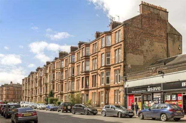 Thumbnail Flat for sale in 2/1, Copland Road, Ibrox, Glasgow
