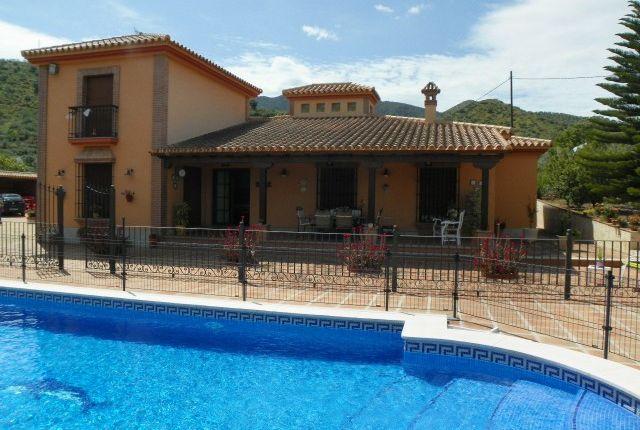 House And Pool of Spain, Málaga, Álora