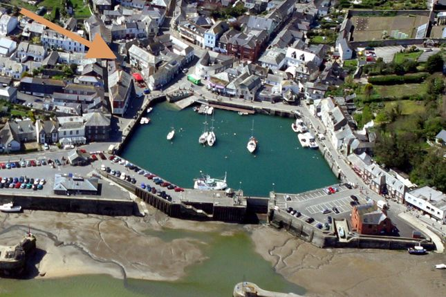 Thumbnail Maisonette for sale in Strand Street, Padstow