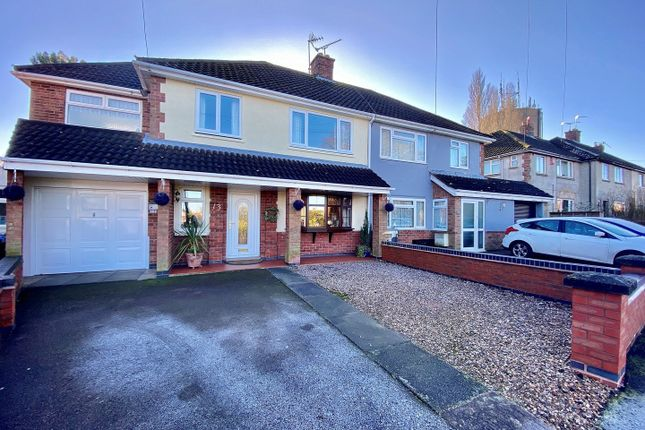 3 bed semi-detached house for sale in Mount Avenue, Barwell, Leicester LE9