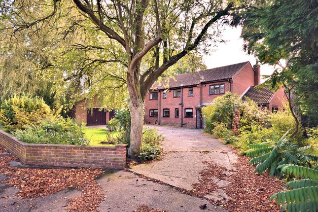 Thumbnail Detached house for sale in The Street, Sculthorpe, Fakenham