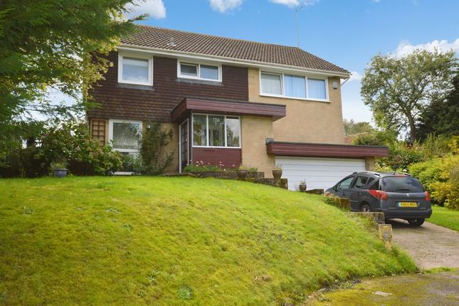 Thumbnail Detached house for sale in Mill Rise, Bourton, Gillingham