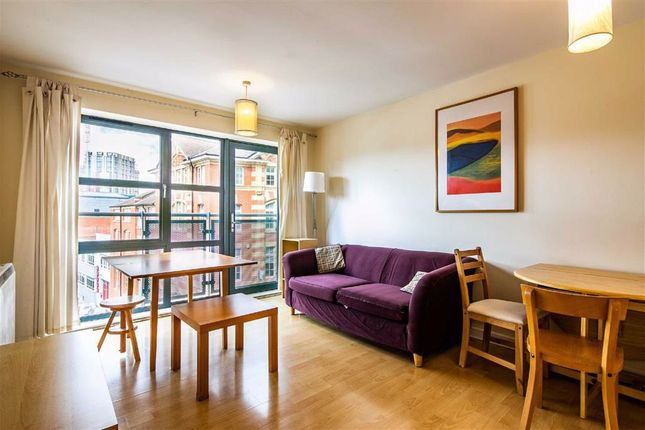 Thumbnail 2 bed flat for sale in 12 West Point, 33, City Centre