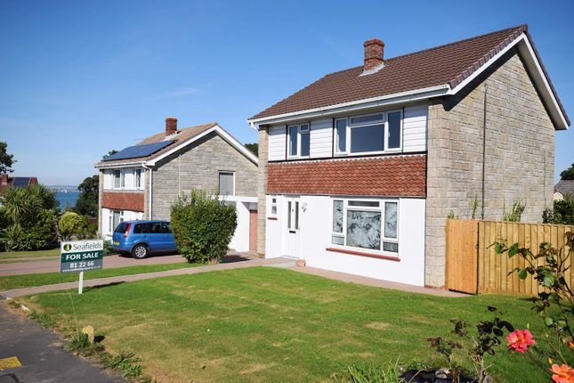 Thumbnail Detached house for sale in Marina Avenue, Ryde
