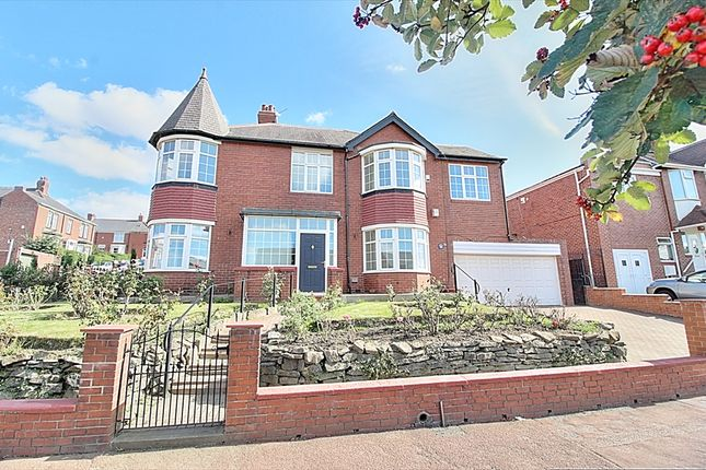 Thumbnail Semi-detached house to rent in Durham Road, Low Fell, Gateshead