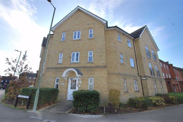 Thumbnail Flat to rent in Fintry Lodge, Stevenage, Herts
