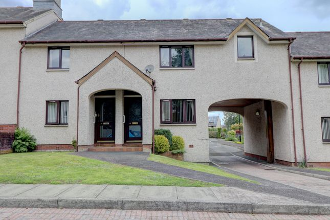 Thumbnail Flat for sale in Corberry Mews, Dumfries
