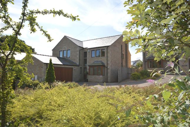 5 bed detached house for sale in Scotgate Fold, Honley, Holmfirth, West Yorkshire