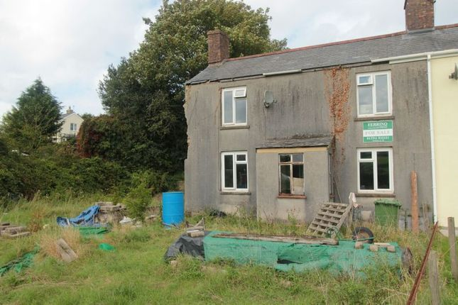 Thumbnail Semi-detached house for sale in Coleford Road, Bream, Lydney