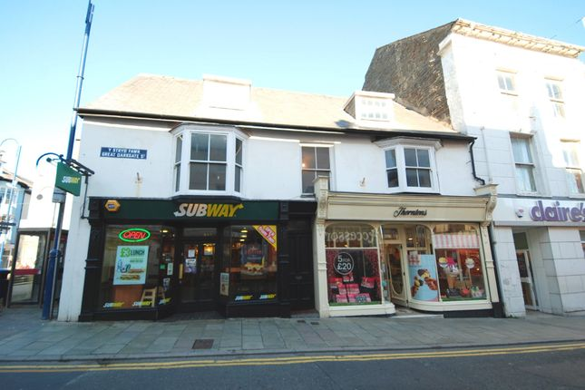 Thumbnail Flat for sale in Great Darkgate Street, Aberystwyth