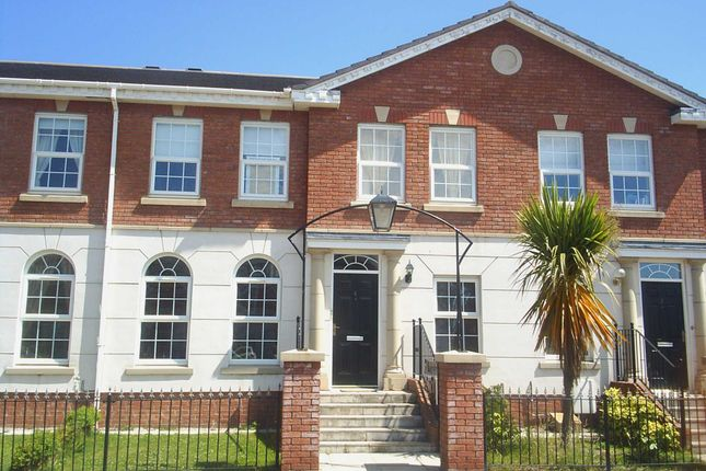Thumbnail Mews house to rent in Weavers Close, Lytham St. Annes