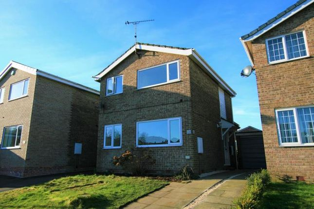 Thumbnail Detached house to rent in Coniston Road, Dronfield