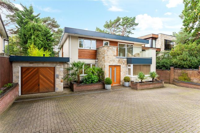 Thumbnail Detached house for sale in Canford Cliffs Road, Canford Cliffs, Poole, Dorset