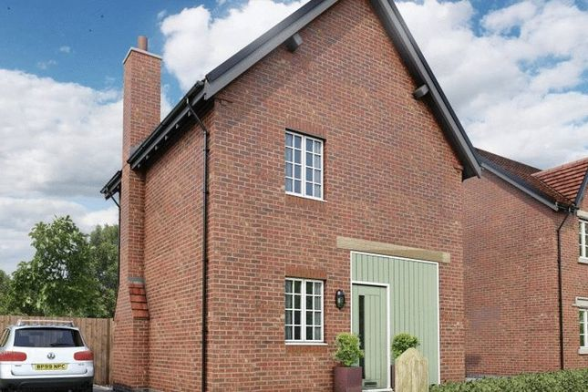 Thumbnail Detached house for sale in The Elm, Measham Road, Moira