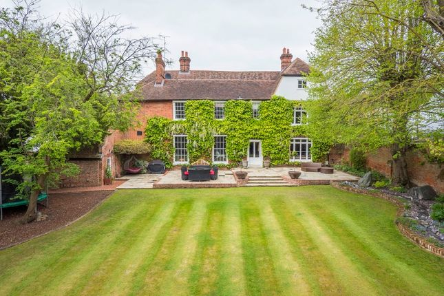 Thumbnail Detached house for sale in Pye Corner, Castle Hedingham, Halstead