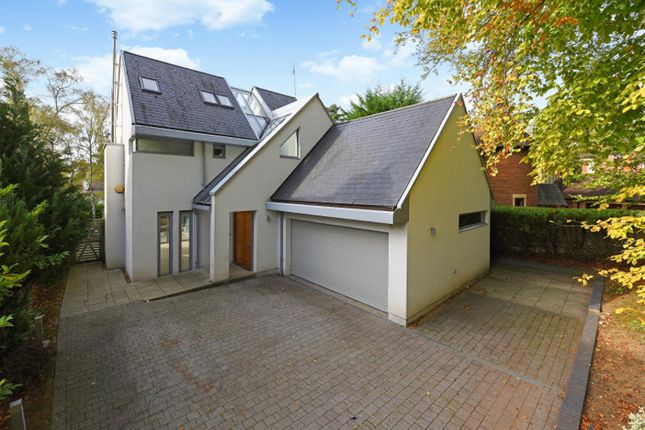 Thumbnail Detached house to rent in Pipers End, Virginia Water