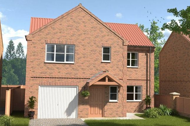 Thumbnail Detached house for sale in Plot 36, Franklin Way, Barrow-Upon-Humber