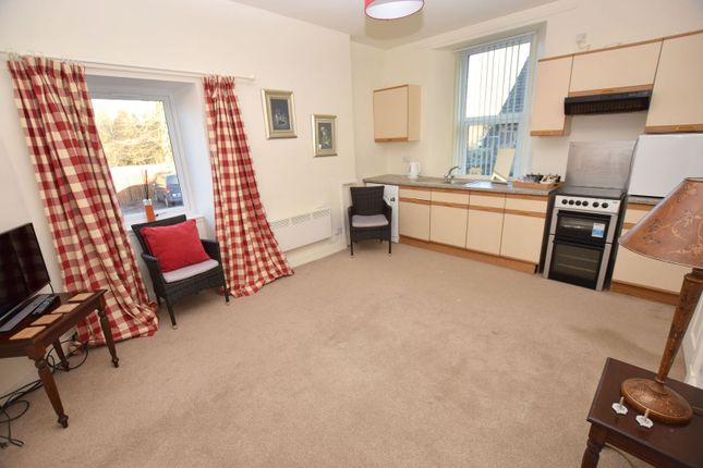 Thumbnail End terrace house for sale in East High Street, Lauder