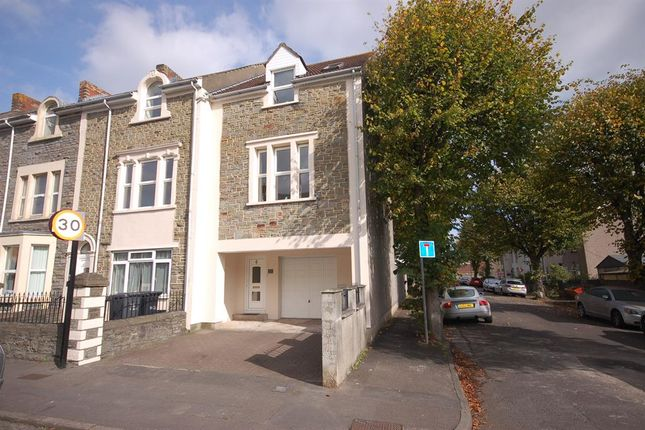 Thumbnail End terrace house for sale in Lodge Road, Bristol, Avon