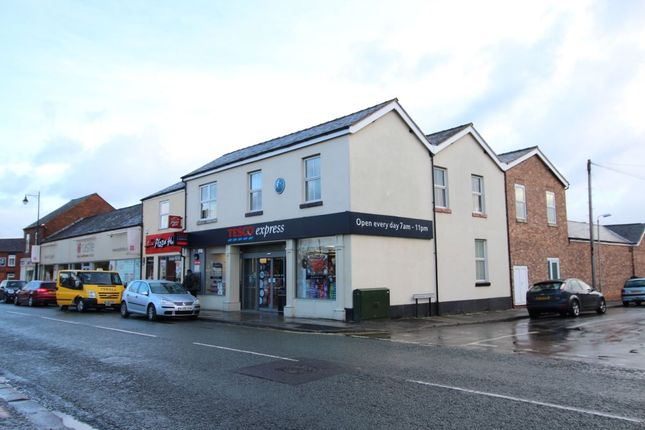 Thumbnail Flat for sale in Chester Road, Northwich