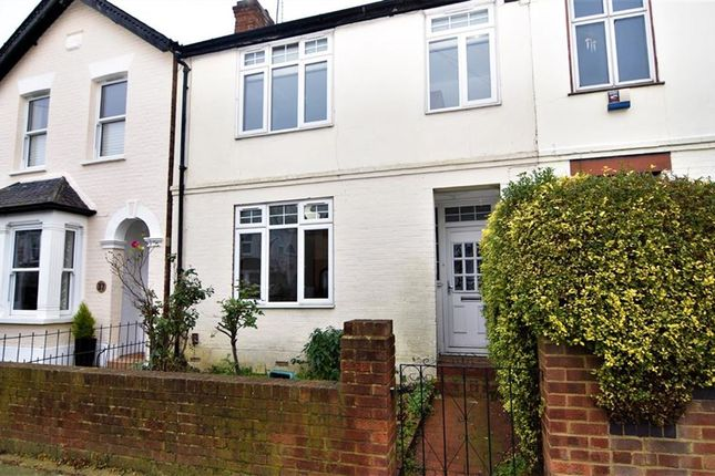 Thumbnail Terraced house to rent in Chatham Road, Norbiton, Kingston Upon Thames