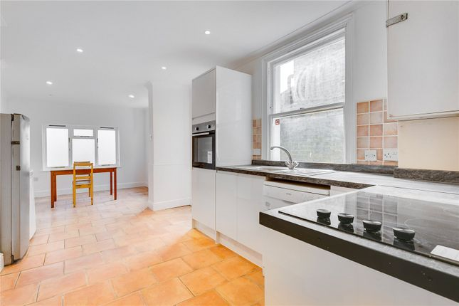 Thumbnail Terraced house to rent in Shorrolds Road, London