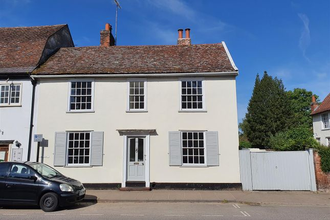Thumbnail Town house for sale in High Street, Hadleigh, Ipswich