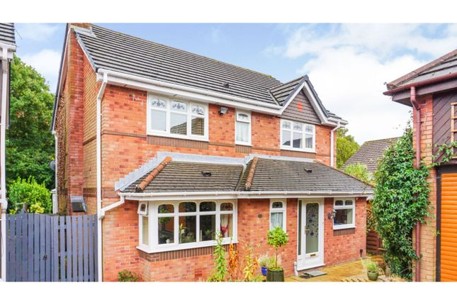 Thumbnail Detached house for sale in Hendre Court, Cwmbran